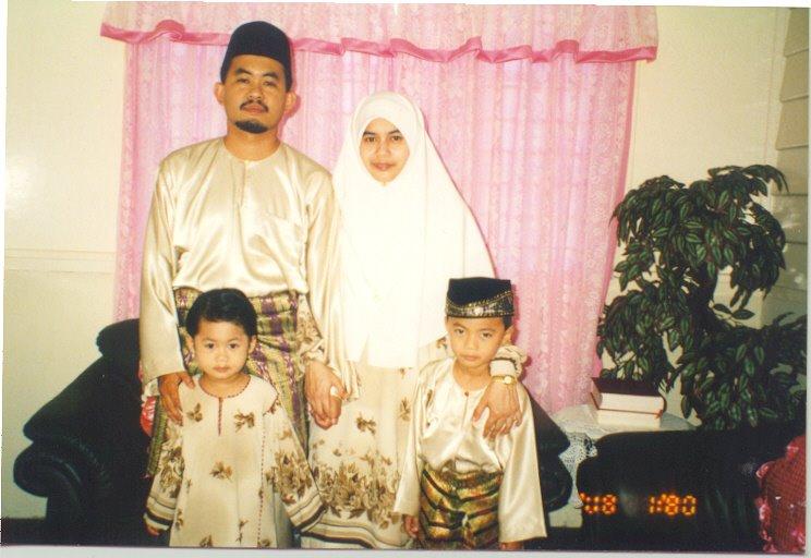 IDRIS &  ADUNI FAMILY