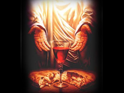 free christian wallpaper, holy communion