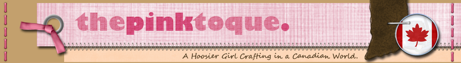 the pink toque. a craft blog