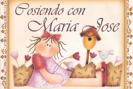Cosiendo con María José