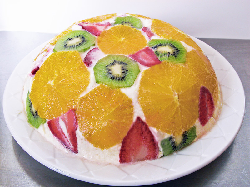 Mango Upside Down Cake With Canned Mangoes
