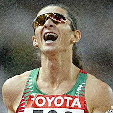 Ana Guevara no quiere ir a los Olímpicos