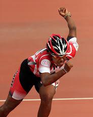 La Cartagenera Yerci Puello campeona de Patinaje
