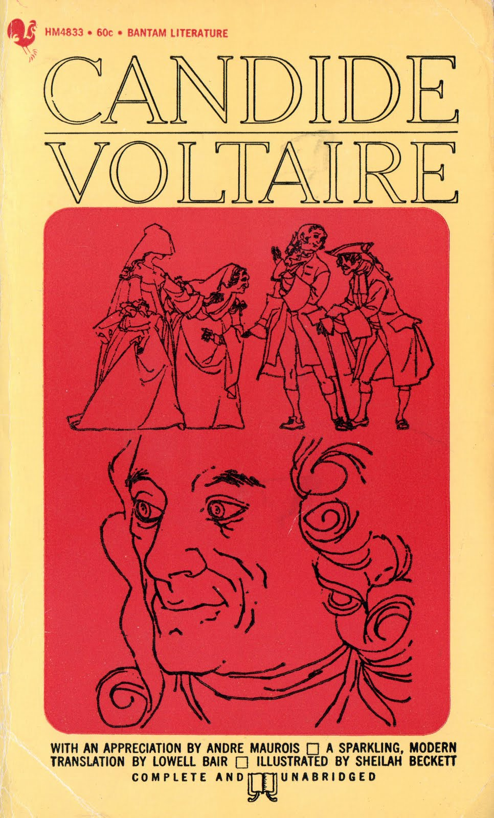 an analysis of the satire in candide a book by voltaire Literary analysis of candide by voltaire candide: ou, l'optimisme (1759) is one of the renown works and later works by voltaire the literary piece is acknowledged as one of the author's most insightful spoofs on the world's state.