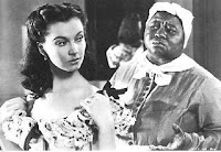 Hattie McDaniel (right) &amp; Vivien Leigh Gone with the Wind