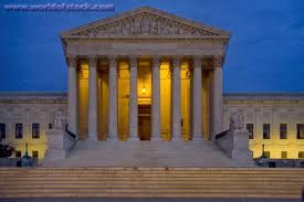 Photo: Supreme Court Building Night Shot