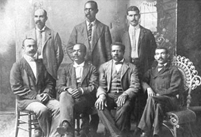North Carolina Business Leaders 1880s