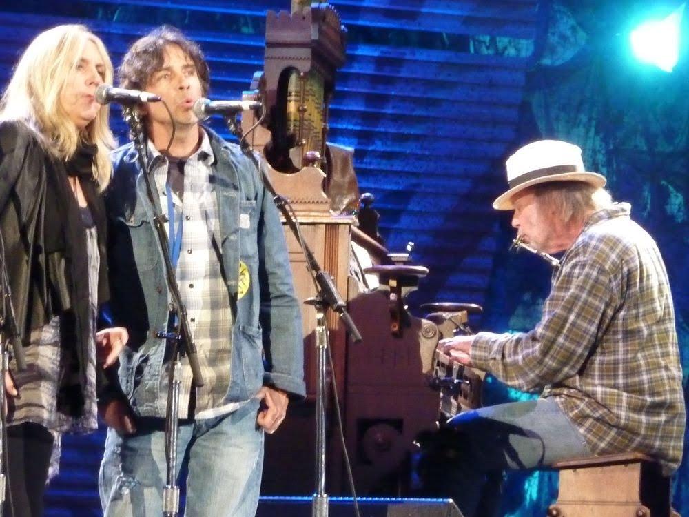 Neil Young Farm Aid 2010 Setlist