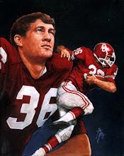 HB Steve Owens, Heisman Winner 1969