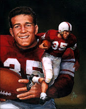 HB Billy Vessels, Heisman Winner 1952