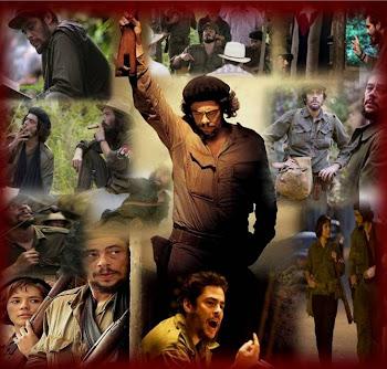 Ernesto Che Guevara, o libertador.