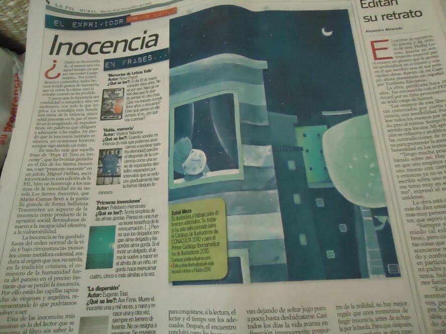 Ilustraciones de estel peri dico mural de guadalajara for El mural guadalajara jalisco