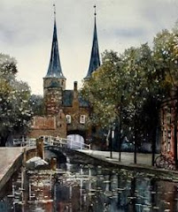 Delft - Sunday Walk