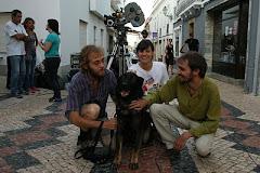 """FILME ESPADA E A ROSA -k9  """"KANE""""CIC LAGOS"""