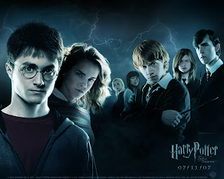Harry Potter and the Order of the Phoenix - Wallpapers