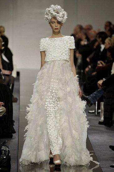 cosiecosie :  spring 2009 designer gown designer gown