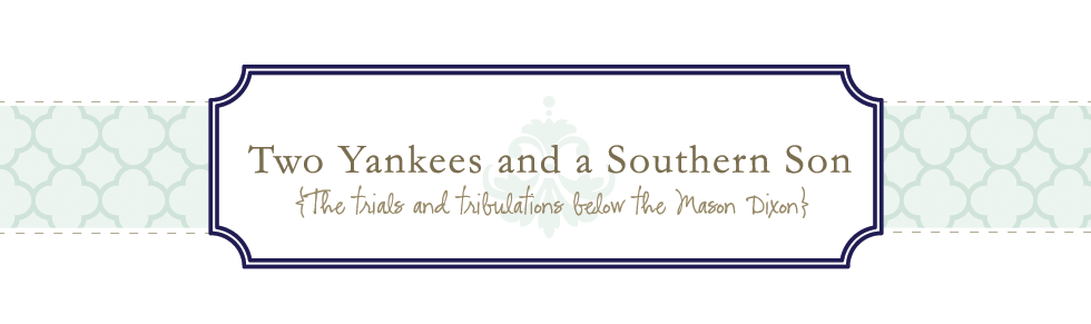 Two Yankees and a Southern Son