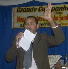 Pastor Valdemir Novais