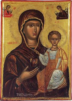 Παναγία Αρκά (Αγρία): Μυλικούρι