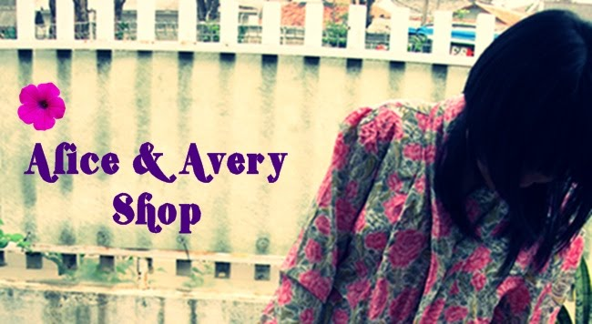 Alice & Avery Shop