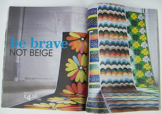 print pattern ikea 2008 catalogue. Black Bedroom Furniture Sets. Home Design Ideas