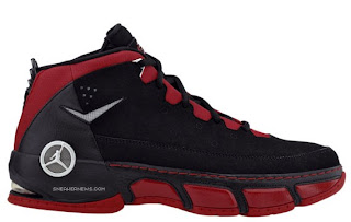 d597f787879 The Jordan CP Men s Basketball Shoe (Black Red) - is the inaugural shoe for  one of the best young players in the game