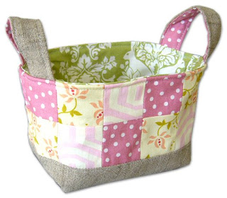 Pink Penguian Tutorial Basket