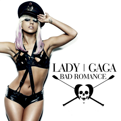 LET IT ALL BE MUSIC: LADY GAGA-BAD ROMANCE