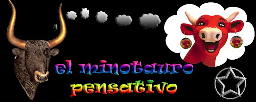 El minotauro pensativo