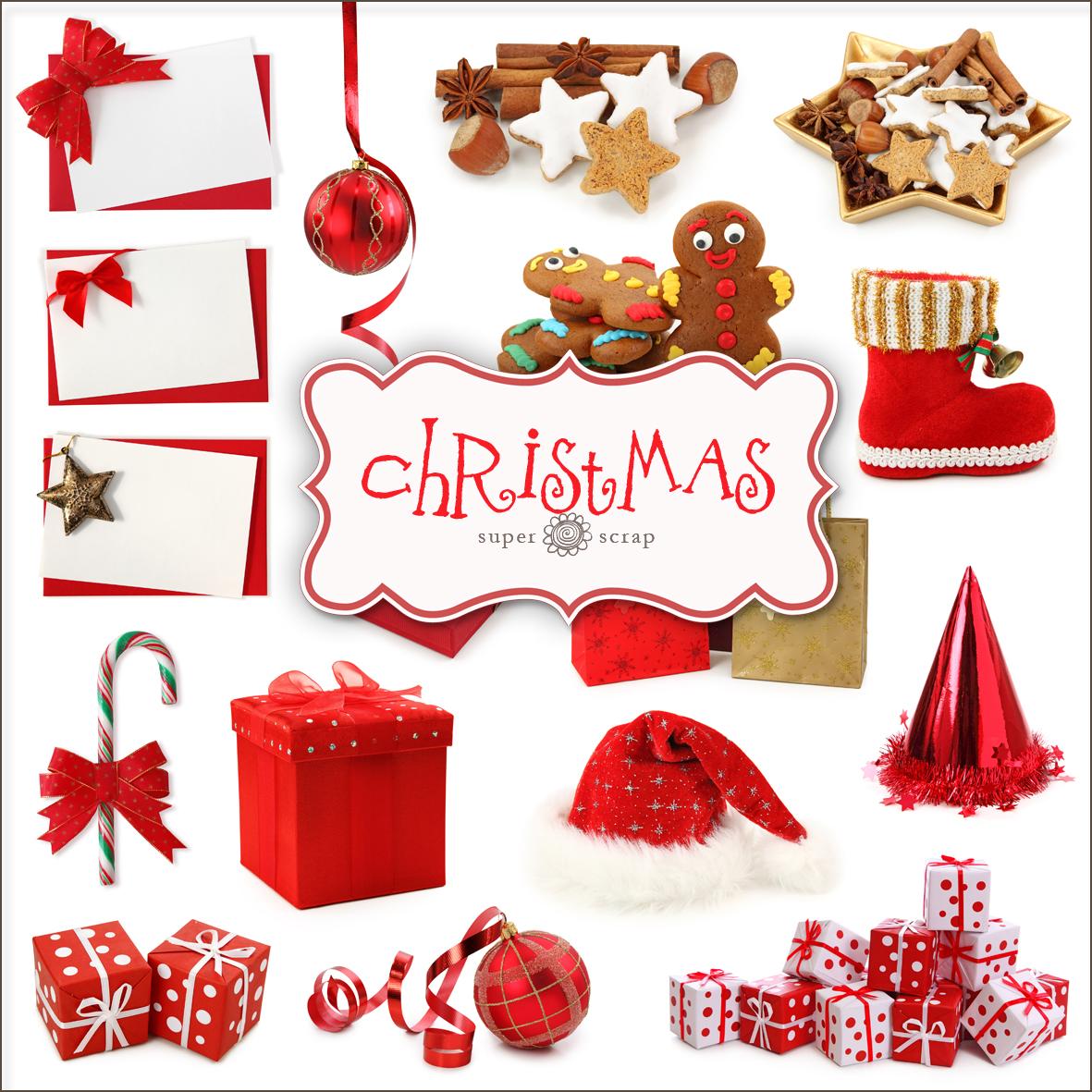 Adobe Photoshop Christmas Templates