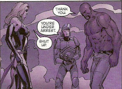 Bendis: where every character talks the same