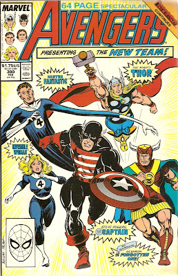 'Earth's Mightiest Heroes', or 'Earths Most Random Collection of Hero-types'?