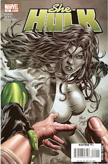 What, no World War Hulk tie-in?