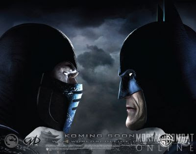 Seriously...Batman can take down Mr. Freeze, so what's Sub-Zero gonna do?
