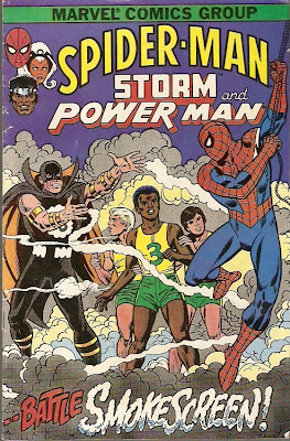 Was this a Spidey Super Stories cover?