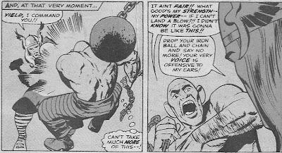Thor: ball buster