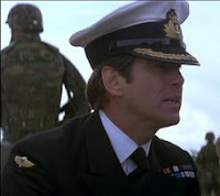 Every Bond is contractually bound to appear in Naval uniform once