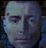 I'm a sad hologram