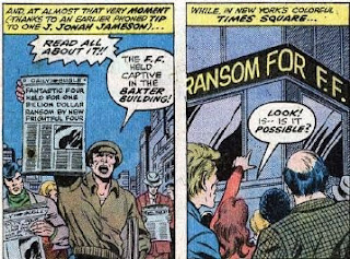 Ah, J. Jonah Jameson, aider and abettor of super-criminals and their schemes
