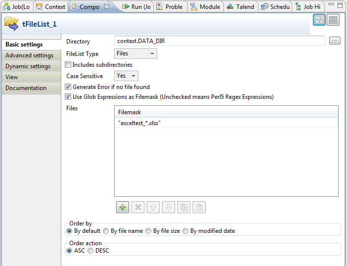 talend open studio for big data components reference guide
