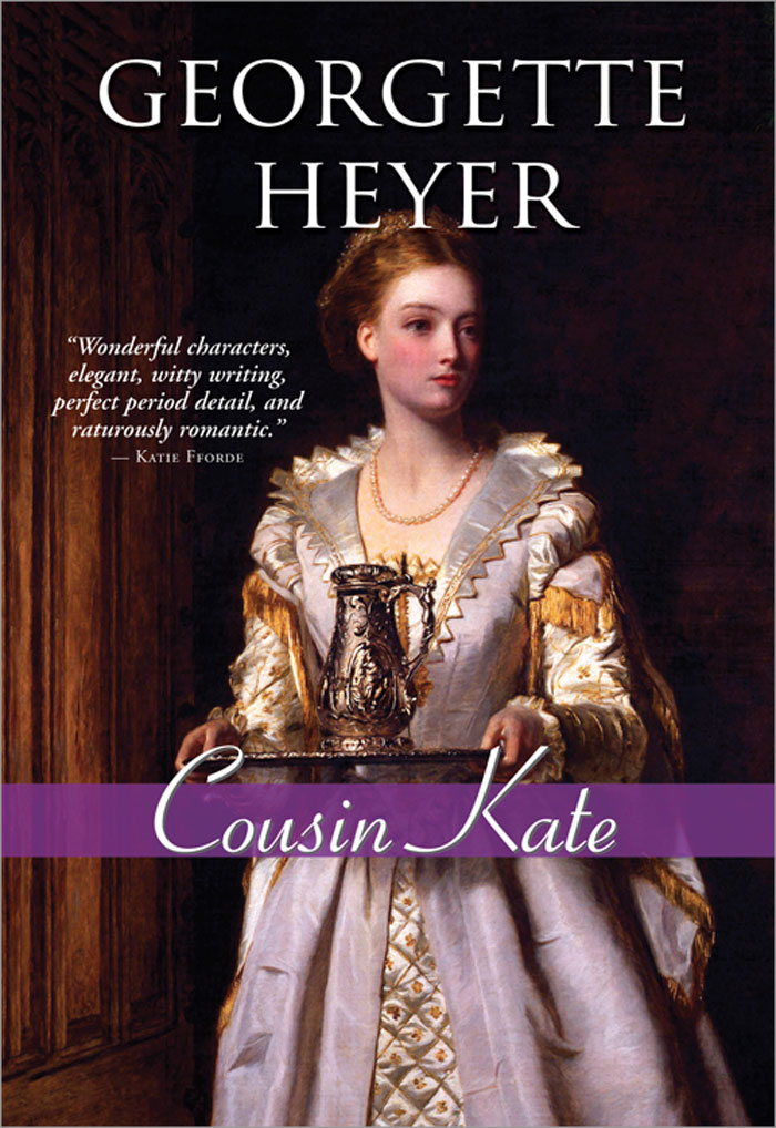 cousin kate Cousin kate (regency romances) [georgette heyer] on amazoncom free  shipping on qualifying offers enjoy one of only two heyer gothic regency.