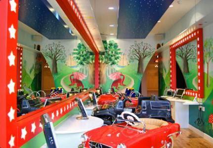 Le blog du salon de coiffure salon tantrum londre for Salon de coiffure pour enfant