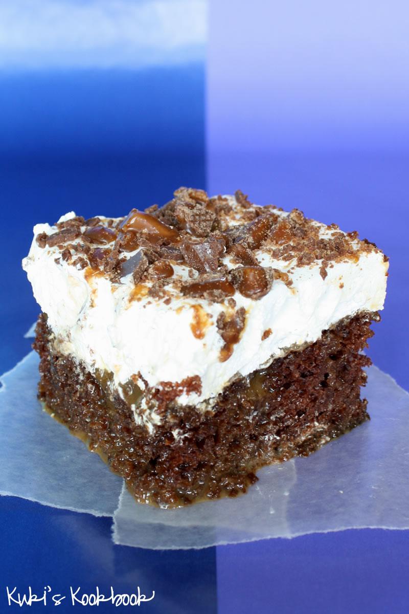 Skor Bar Cake Eagle Brand