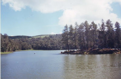 Danau alami situ Patenggang