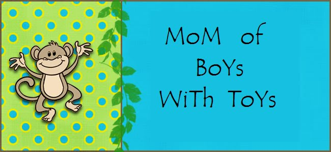 MoM of BoYs with ToYs - Canadian Reviews, Giveaways and Fun!