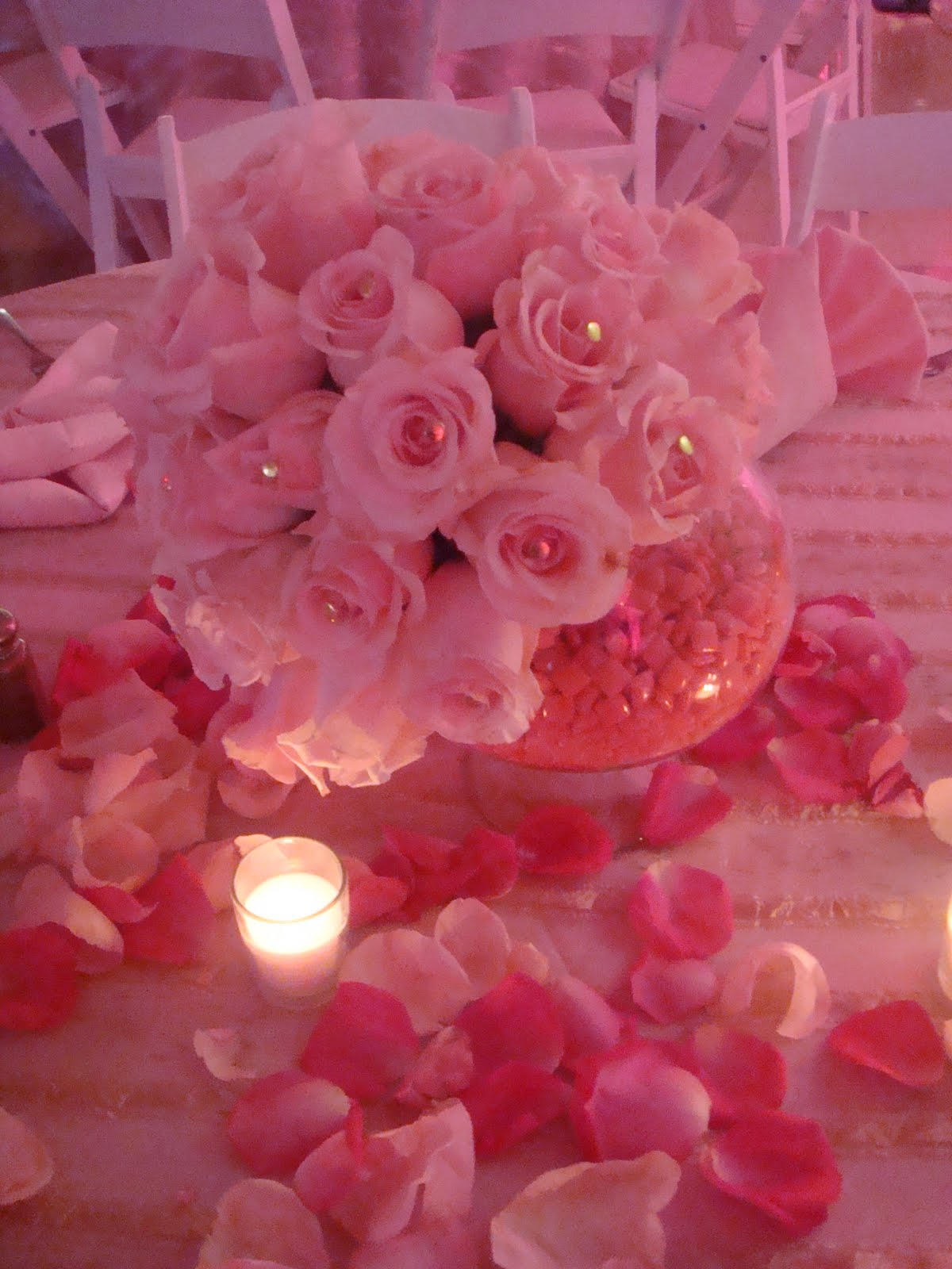Pink sweet table decorations photograph tracy french