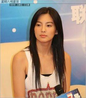 Kitty Zhang Chinese Actress