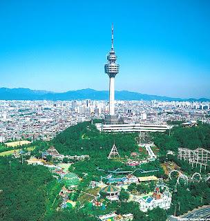 Daegu Tower