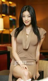 Kim Sa Rang Korean Sexy
