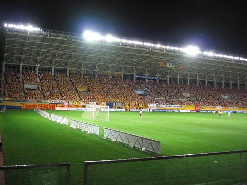 sendai football stadium